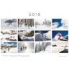 фрирайд календар 2018