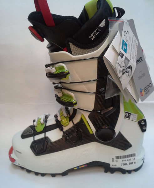 Комбинирани обувки DYNAFIT KHION CARBON