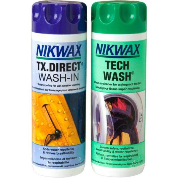 Комплект за почистване и импрегнация на мембрани NIKWAX 300