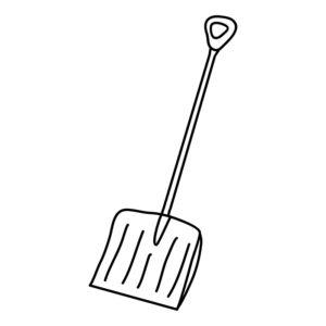 Лавинна лопата под наем