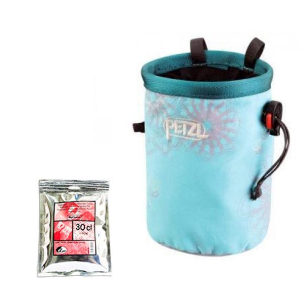 Торбичка PETZL BANDI + магнезий