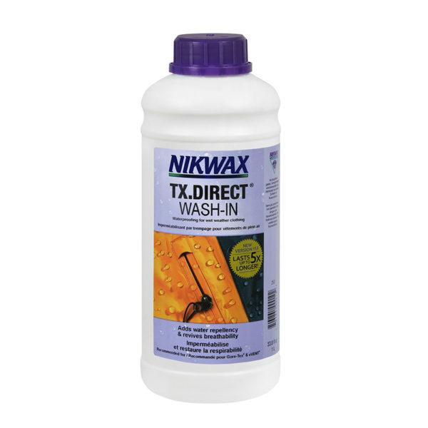 Импрегнация на мембрани NIKWAX TX.DIRECT 1.0