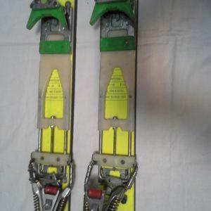 Ски HAGAN + автомати MARKER