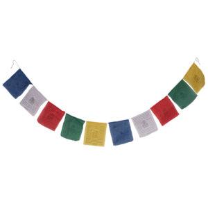Тибетски молитвени флагчета