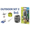Комплект MEVA OUTDOOR SET 2