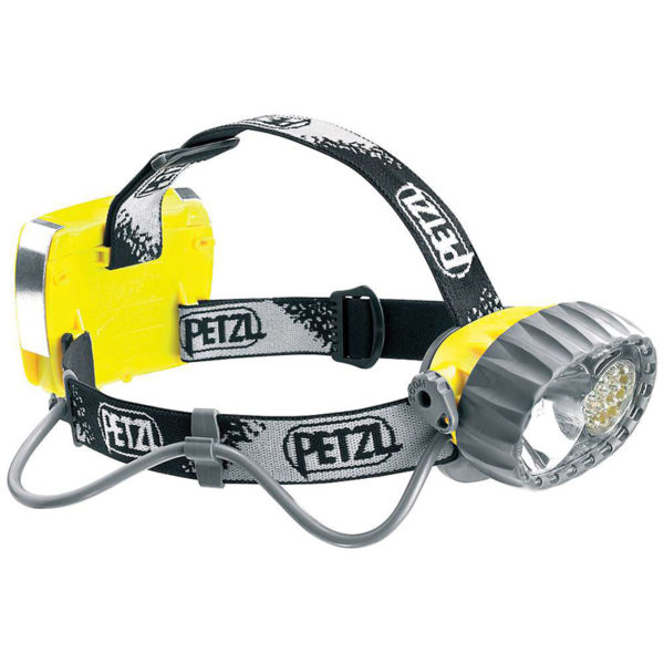 Челник PETZL DUO LED 14 ACCU
