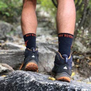 Чорапи TRY TO FLY HIKING